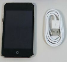 Used Working Apple iPod Touch 2nd Generation 8GB A1288 Black MP3 Player