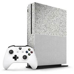 Marbled Caledonia Granite Xbox One S Skin / Xbox One S Skin Sticker Cover