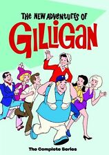 THE NEW ADVENTURES OF GILLIGAN: COMPLETE SERIES  Region Free DVD - sealed