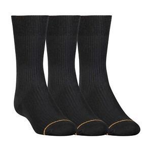 Big Boys' 3 Pack Microfiber Dress Sock, Black, Small, Black, Size Small 4QWK