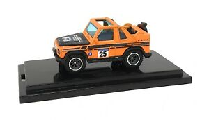 Matchbox Superfast Mercedes G500 Cabrio orange Leipzig Toy Fair 2021 1 of 300