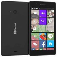 Microsoft Lumia 540 (Black) 8MP primary camera and 5MP front facing camera