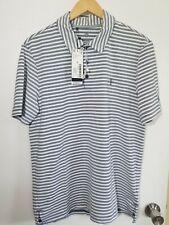 1 Nwt Adidas Men'S Shirt, Size: Medium, Color: White/Navy (J25)
