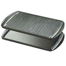 Typhoon Cast Iron Double Chargriller