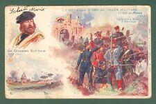 CENNI QUINTO. Città di Roma 1849. I difensori a Porta S.Pancrazio. Viaggiata.