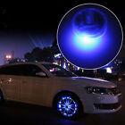 waterproof Solar Energy Auto Flash LED Car Wheel Tire Valve  Light Lamp Decor