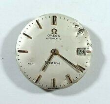 Máquina Reloj Movimiento (movement) Automatic OMEGA GENEVE 24 Jewels