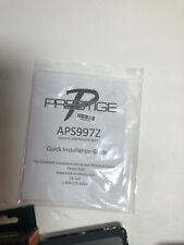 Prestige APS997Z 2-Way 5-Button LCD Remote Control
