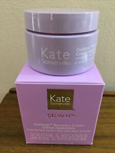 Kate Somerville DeliKate Recovery Face Cream 1.7oz / 50mL Full Size NIB B0013A
