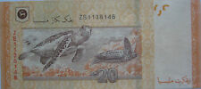 RM20 Zeti sign Replacement Note ZB 1138148