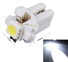 Gauge T5 B8.5D Coche 5050 1SMD LED Speedo Dash Dashboard Light Bulb Side