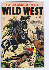 Wild West #2 Timely 1948