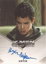 "X-Men 3, The Last Stand - Bryce Hodgson as ""Artie"" Auto/Autograph Card"