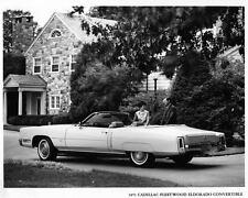 1971 Cadillac Fleetwood Eldorado Conv Factory Photo ad9915-Z1NIT4