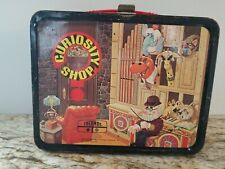 Curiosity Shop Lunch Box great condition
