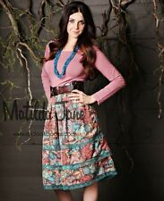 Womens Matilda Jane You & Me Mona Ballet dress Size M Medium EUC