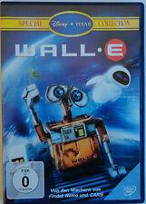 Disney & Pixar DVD WALL-E Special Collection (2009) viele Extras: 2 Kurzefilme