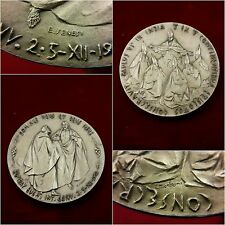242 - Medaglia commemorativa del viaggio di Papa Paolo VI in India nel 1964