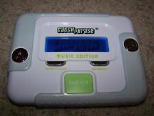 Hasbro CATCH PHRASE Handheld Electronic Game MUSIC EDITION Batteries Included