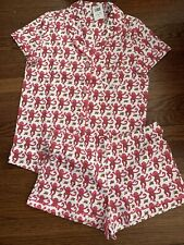 Roller Rabbit Money Pajamas Size Med