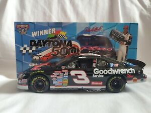 Action 1998 #3 DALE EARNHARDT GM Goodwrench Daytona 500 1:24 Monte Carlo Diecast