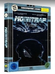 Mediabook Moontrap Limited 20er Edition Walter King + Mutant Blu-Ray+DVD New