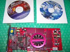 Gainward Nvidia Titanium 200 GF3 Ti 200 64MB AGP Graphics Card, Working
