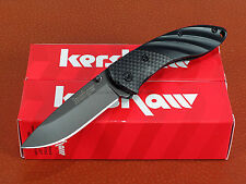 Kershaw Kurai Titanium Coated Folding Pocket Knife Linerlock 8Cr13MoV KS3700
