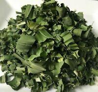 100% Pure and Fresh Organic Sun Dried CEYLON PANDAN LEAVES/Powder Rampe Pandanus