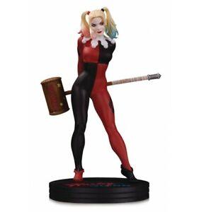 Dc Cover Girls Figurine Harley Quinn by Frank Cho