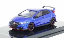Tarmac Works Honda Civic Type R FK2 Sporty Blue Metalic