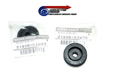 Genuine Nissan Top/Upper Radiator Mount Rubbers Pair For R32 R33 R34 GTR Skyline