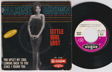 Maxine BROWN * 1964 French EP * Northern SOUL MOD POPCORN * Listen To It!