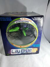 Odyssey Flying Machines Lily Ball 2 LED Lights & Glow in The Dark Rotors Drone