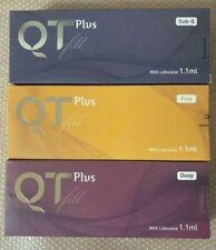 QT plus - Made in Korea 1.1ml - 3 in one (sub + deep + fine)