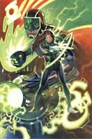GREEN LANTERNS #50 DC COMICS  Chris Stevens Variant COVER B VIRGIN