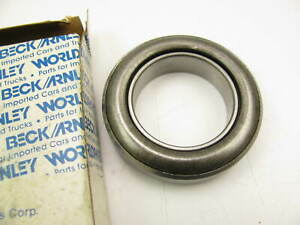 Beck Arnley 062-0765 Manual Transmission Clutch Release Bearing