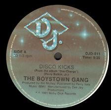 THE BOYSTOWN GANG - Disco Kicks - Disco Kicks