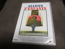 "DVD NEUF ""ALLONS Z'ENFANTS"" Jean-Pierre AUMONT, J-Marc THIBAULT / Yves BOISSET"