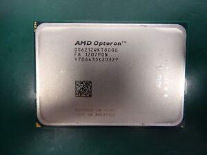 2 X AMD Opteron 6212 OS6212WKT8GGU Processor 2.60 GHz 8 Core 8MB L2 16MB L3 115w