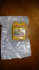 2015 Legoland Discovery Centre Duplo Lego Brick Factory Tour Promo Sealed