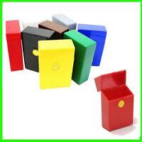 Porta pacchetto sigarette Color ARANCIONE ATOMIC in PVC plastica Copripacchetto