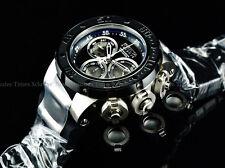 Invicta 52mm RESERVE SUBAQUA TORPEDO MISSILE DRAGON SWISS Chrono Black DL Watch
