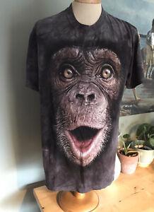 The Mountain Chimp T Shirt L