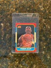 1986-87 Fleer Basketball #121 DOMINIQUE WILKINS ROOKIE......NRMT