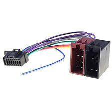 AR 2 CONNETTORE ISO AUTORADIO SONY 16 PIN RADIO CDX-GT474UM MEX-BT3100U