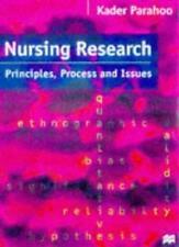 Nursing Research: Principles, Process and Issues,Kadar Parahoo
