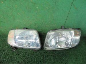 Daihatsu Mira L700S L710S  Headlights head Lights Lamps L/R SET OEM