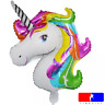 Einhorn Folienballon Kinder Geburtstag Unicorn Regenbogen Disney