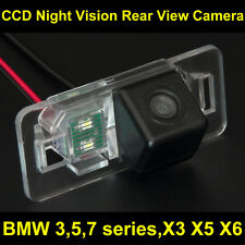 For BMW E38 E39 E46 E60 E61 E65 E66 E90 E91 E92 Night Vision Rear View Camera
